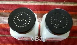Mckee Red Check Gingham Bow Salt & Pepper Range Shaker Pair