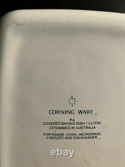 Rare Corning Ware Léchalote La Marjolaine