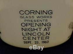 Very Rare Pyrex Lincoln Center 2.5 Qt Casserole 1962