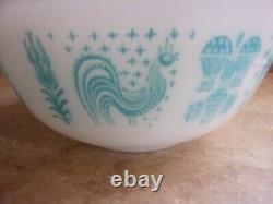 Vintage Pyrex Amish Butterprint Pattern 403 402 401 Mixing / Nesting Bowls